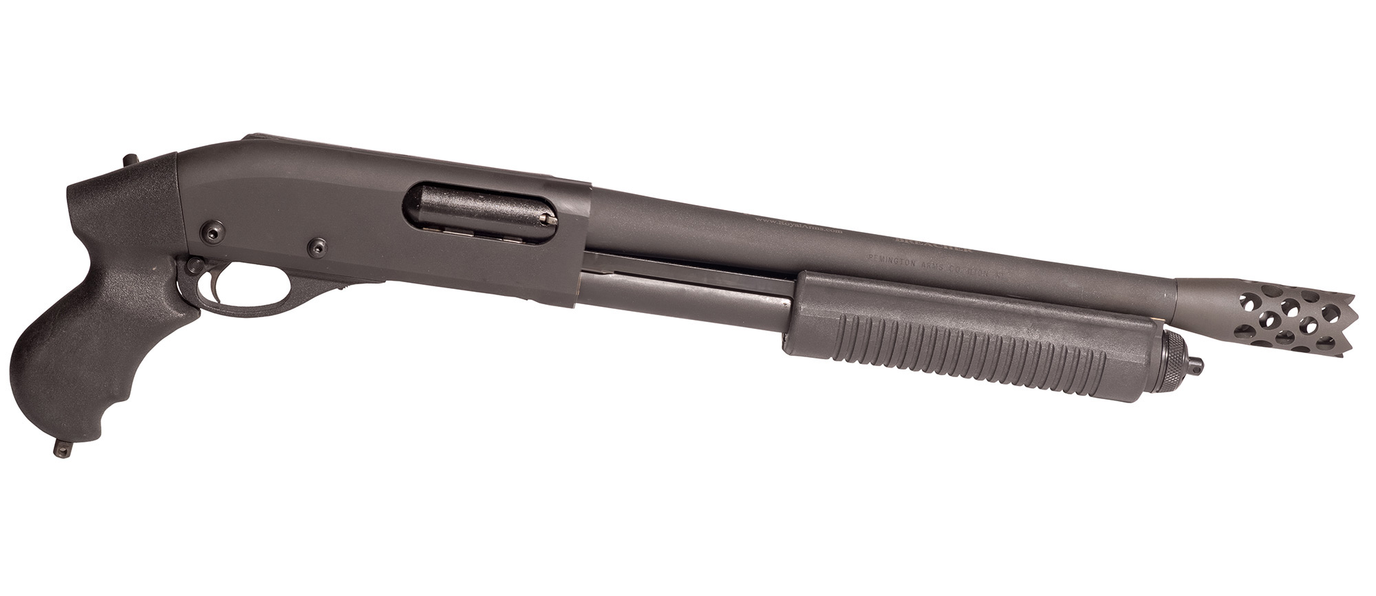 how to change barrel on remington 870
