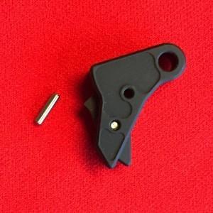 Flat Faced Glock Trigger